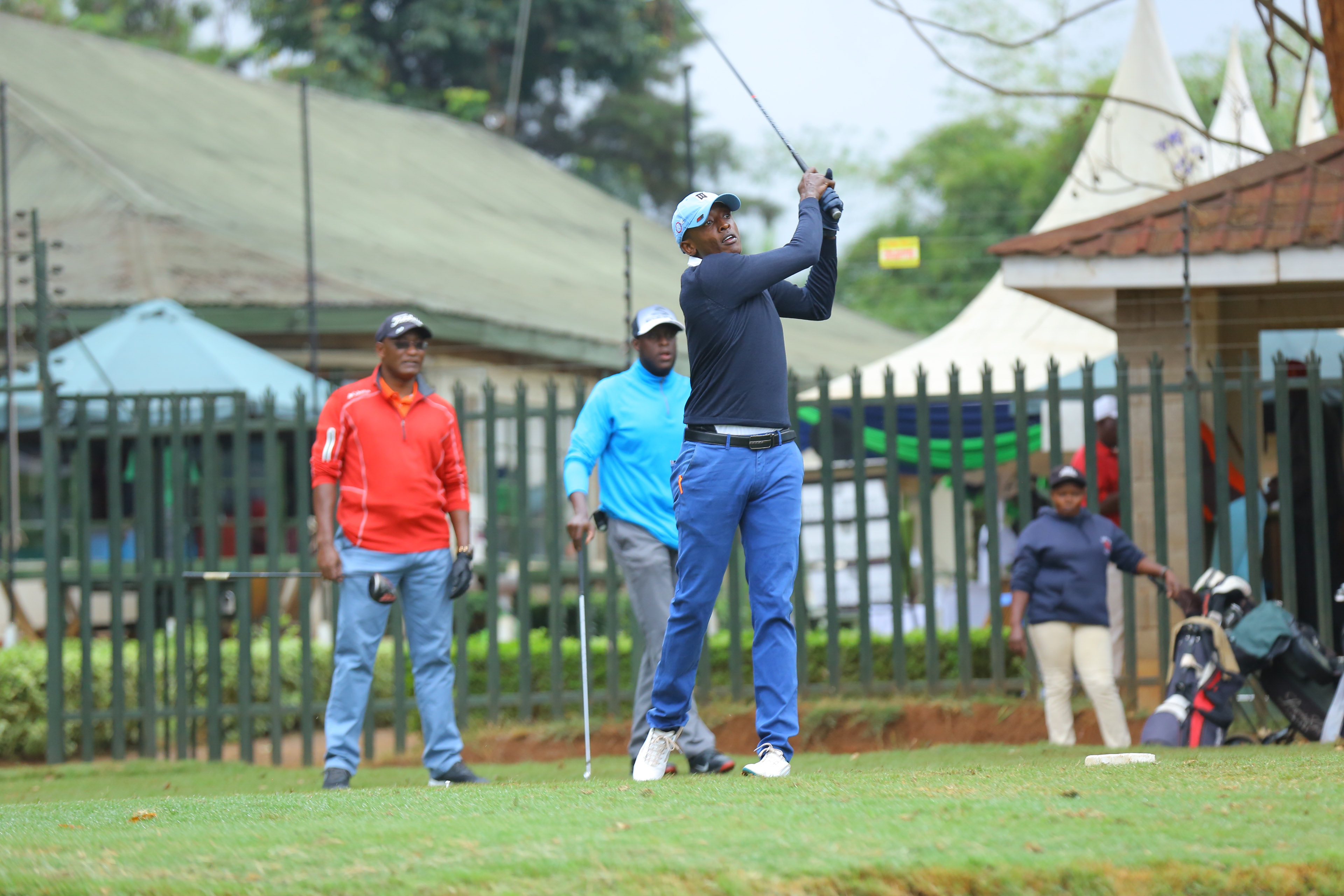 All Systems Go as Ruiru Hosts Captain Prize