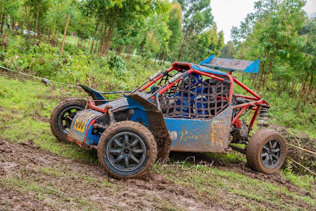 Shaz breaks 10 year jinx with KCB Autocross 1 victory