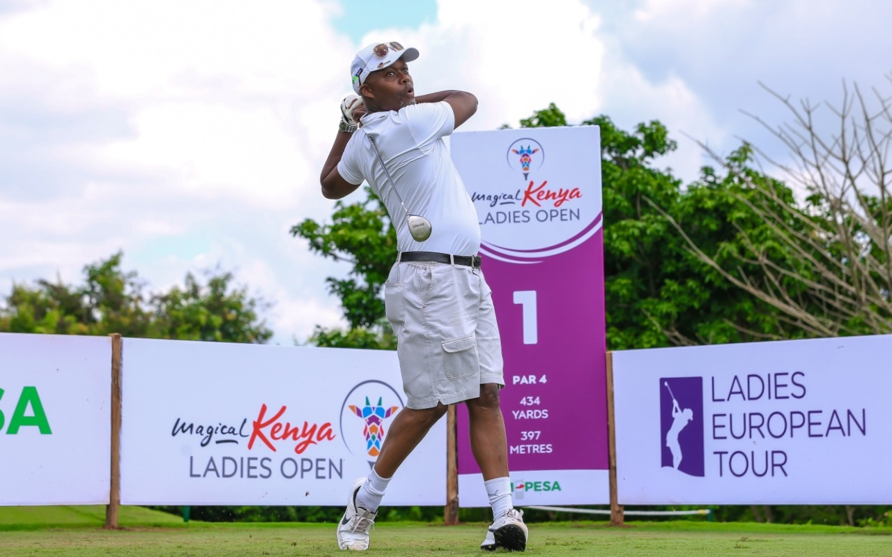 KCB Bank Kenya Boosts Magical Kenya Ladies Open